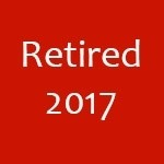 Retired For 2017