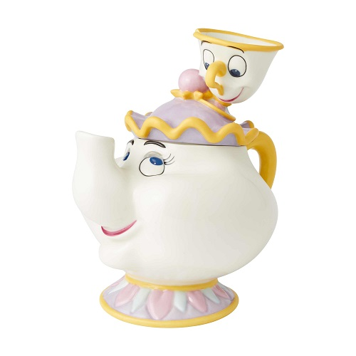 Mrs Potts and Chip Cookie Jar