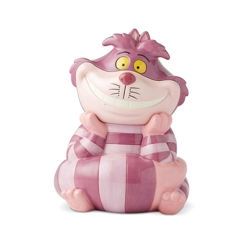 Cheshire Cat Cookie Jar