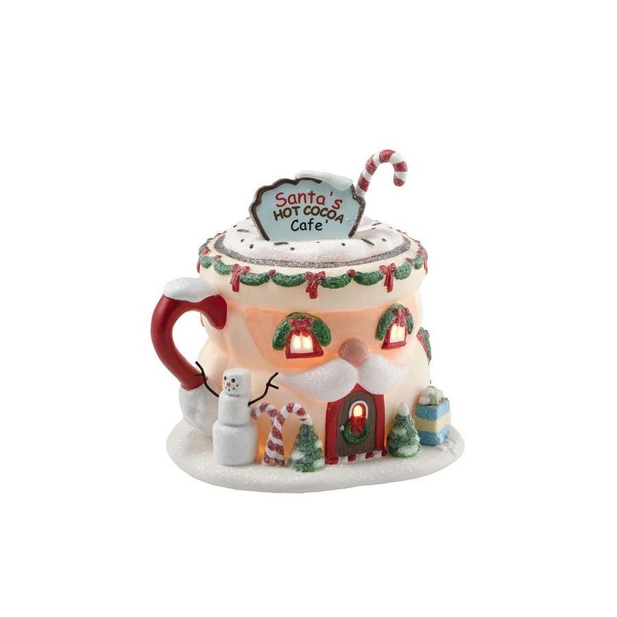 Santa's Hot Cocoa Café