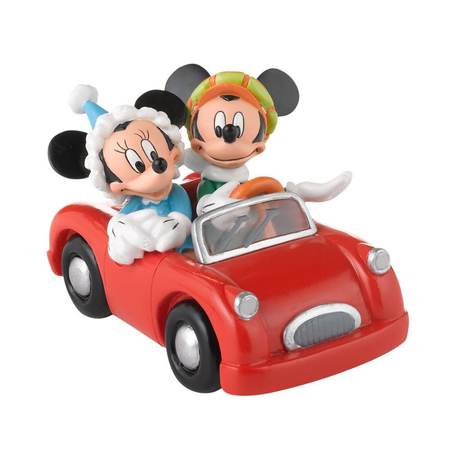 Mickey & Minnie's Holiday Car Ride