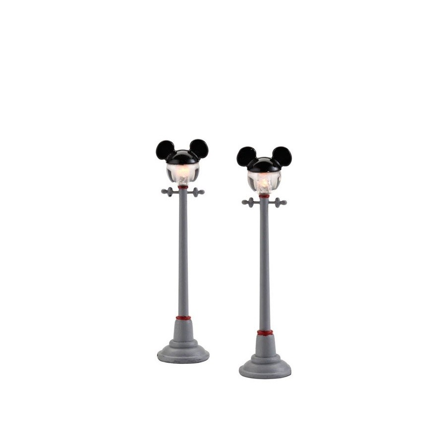 Mickey Street Lights, Set of 2