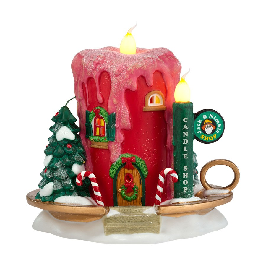 Jack B. Nimble Candle Shop