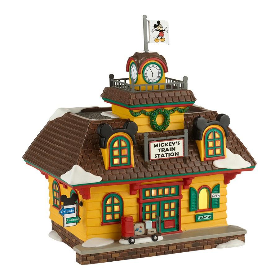 Mickey's Train Station