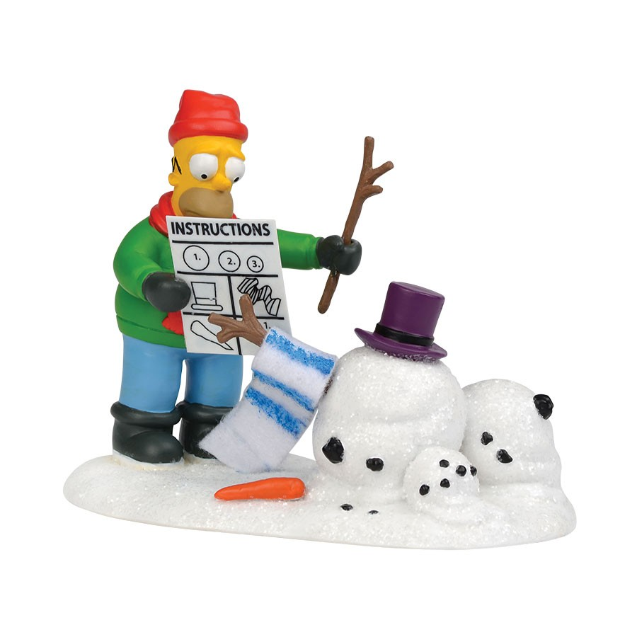 How Not to Build a Snowman