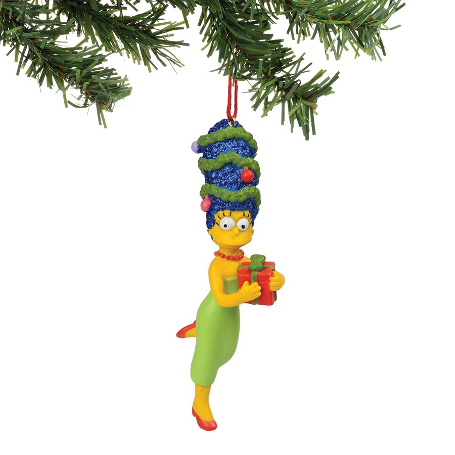 Marge Has a Gift Hanging Ornament