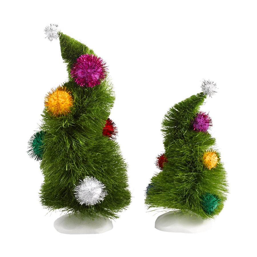 Wonky Trees - Set of 2