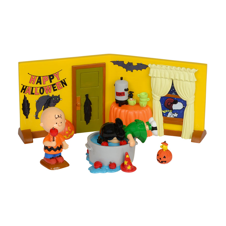 Peanuts Halloween Party, Set of 4