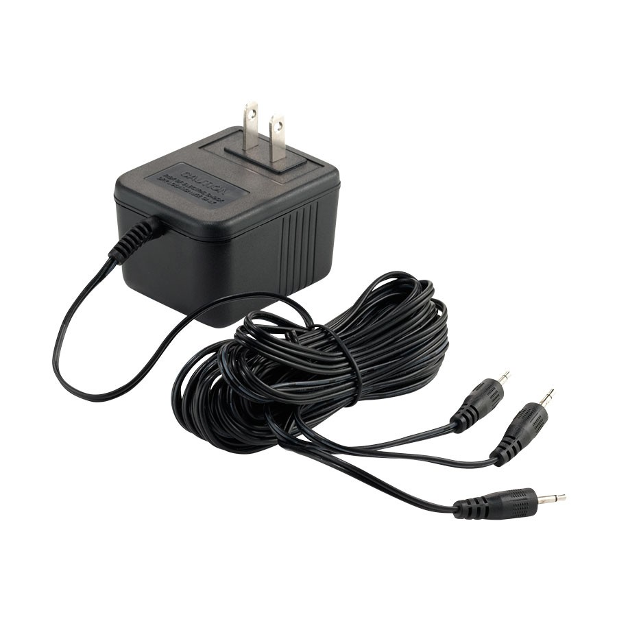 Black Village AC/DC Adapter