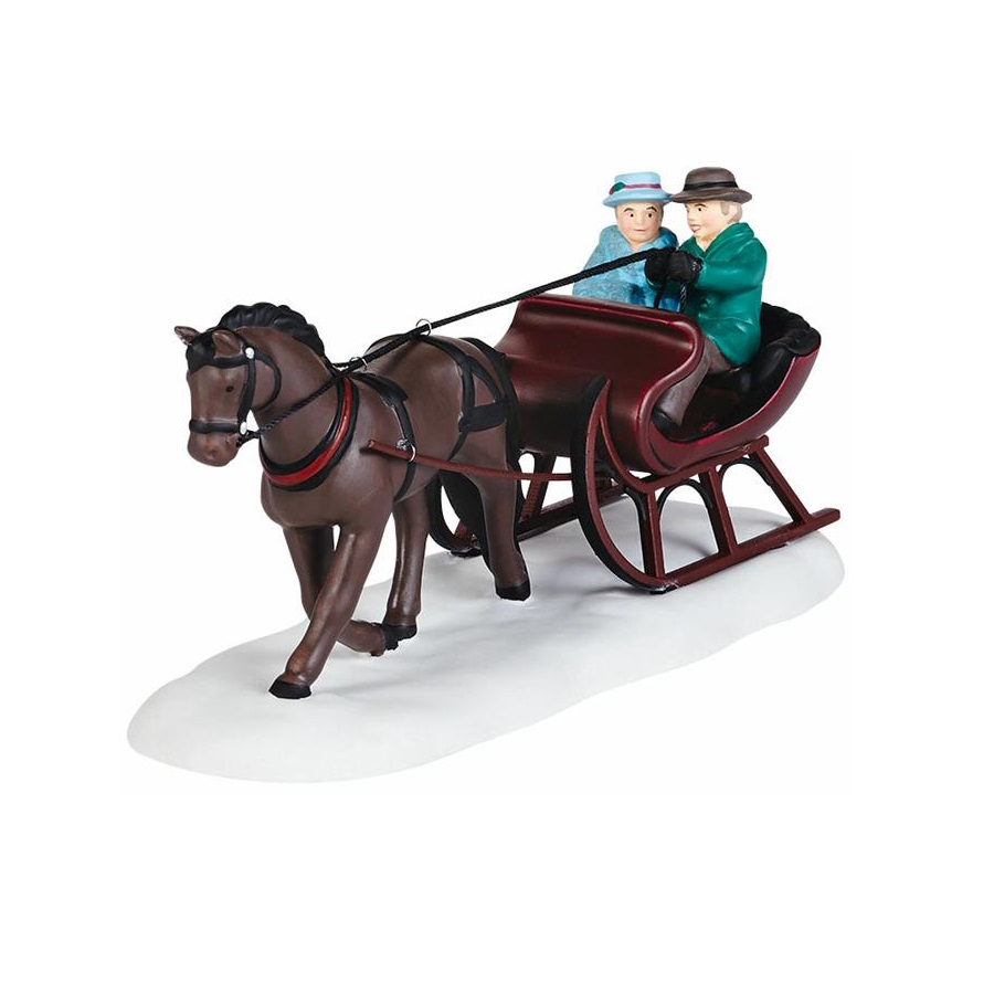 New England Sleigh Ride