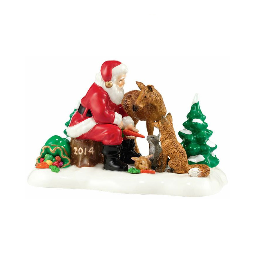 Santa Comes to Town, 2014 - Limited Edition