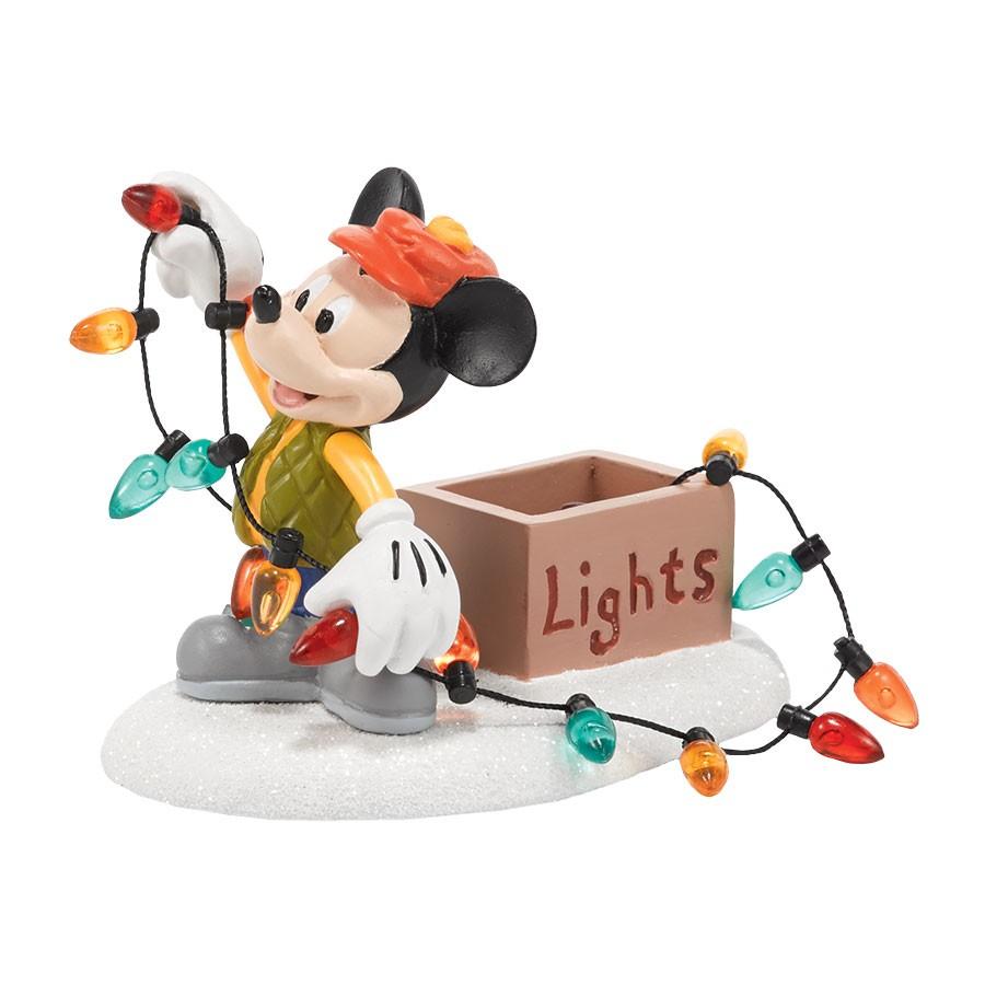 Mickey Lights Up Christmas