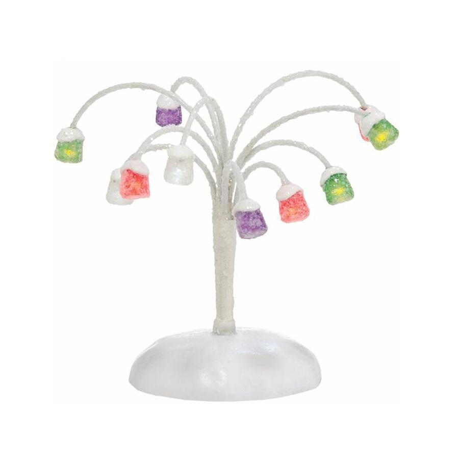 Gumdrop Lit Tree