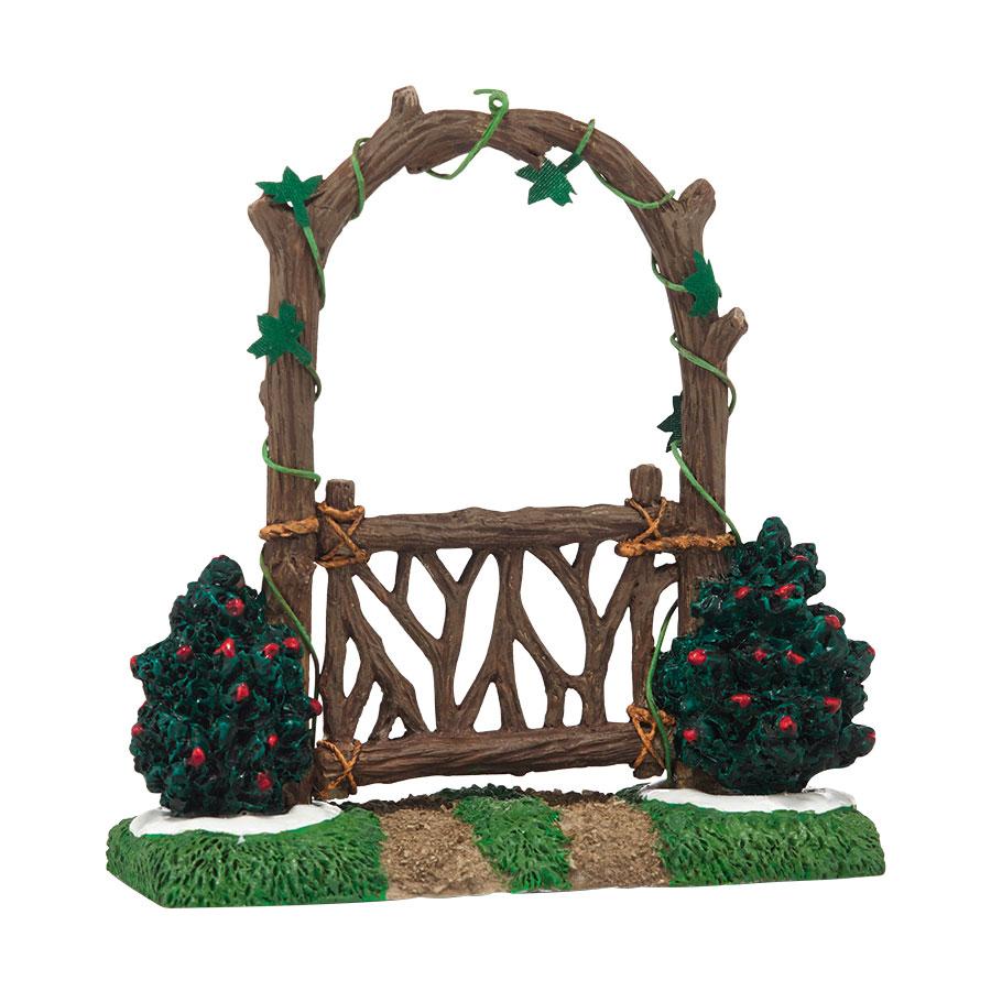 Woodland Arbor Gate