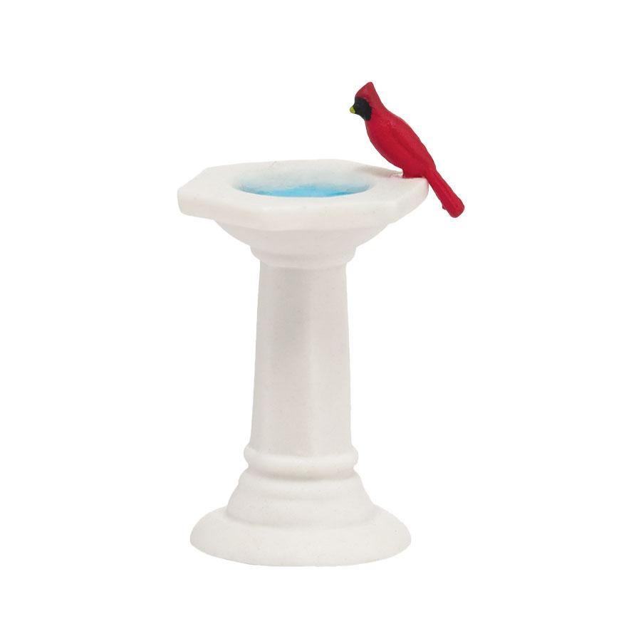 Picket Lane Bird Bath