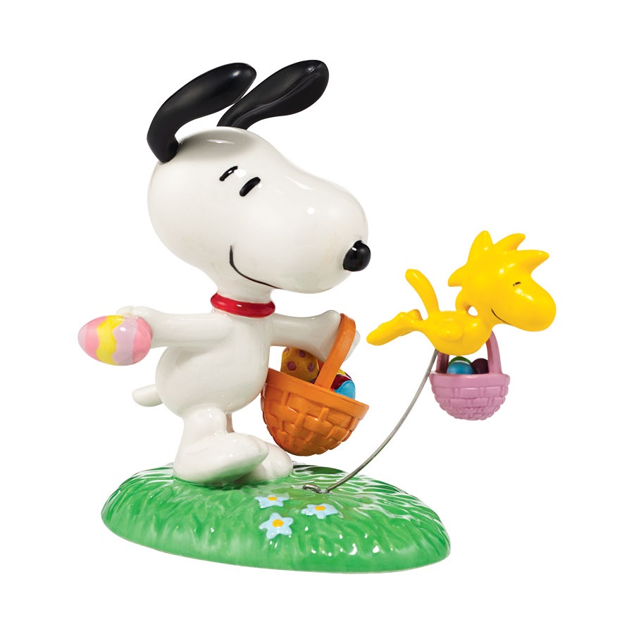 Snoopy's Egg Hunt