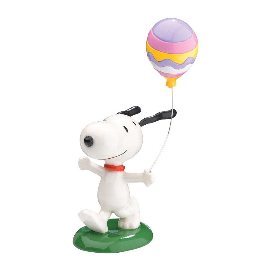 Snoopy's Easter Balloon