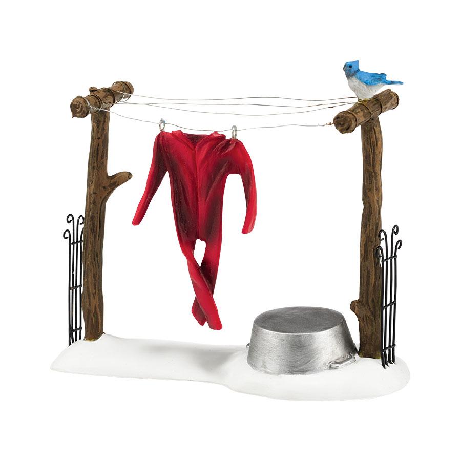 Woodland Clothesline