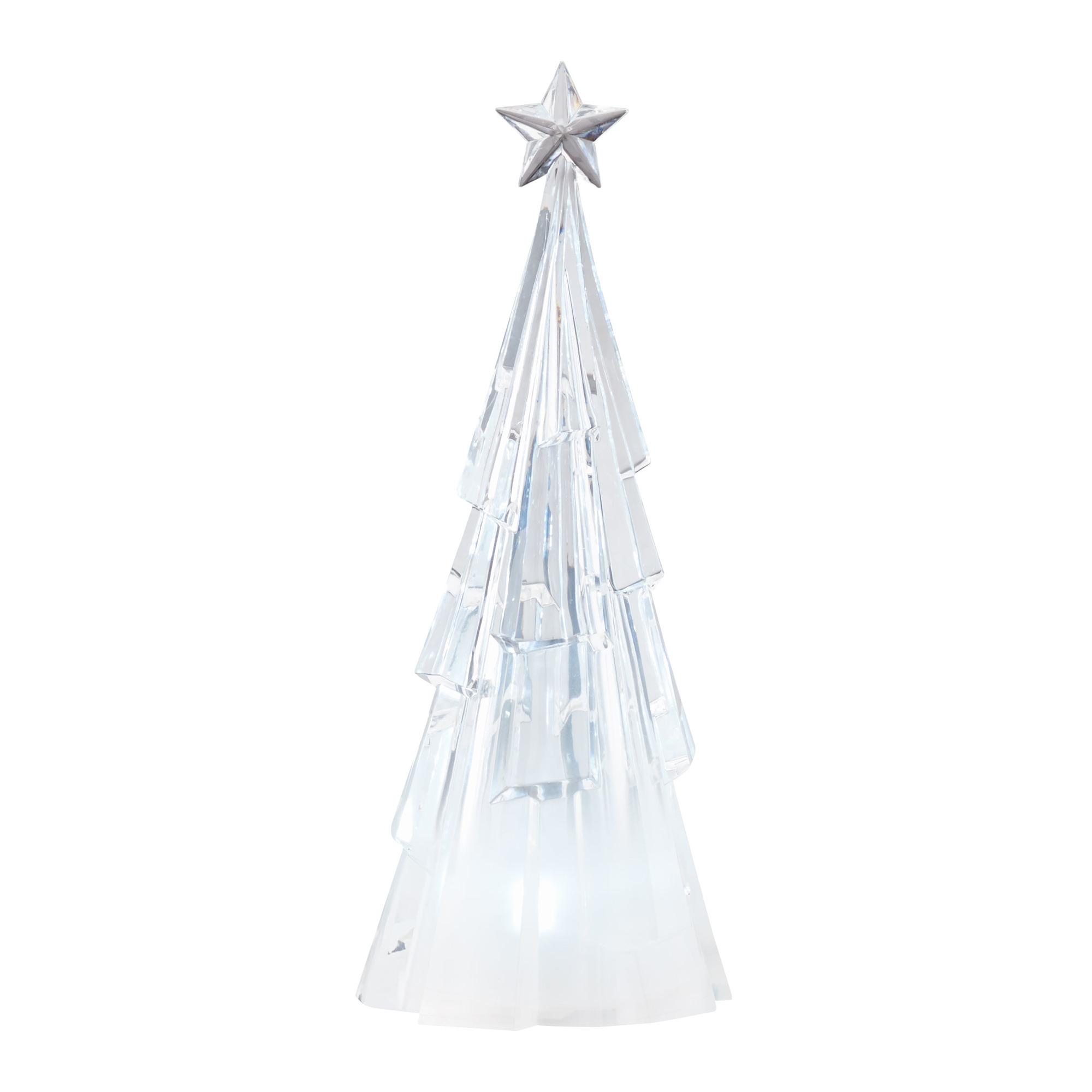 Small Acrylic Star Tree