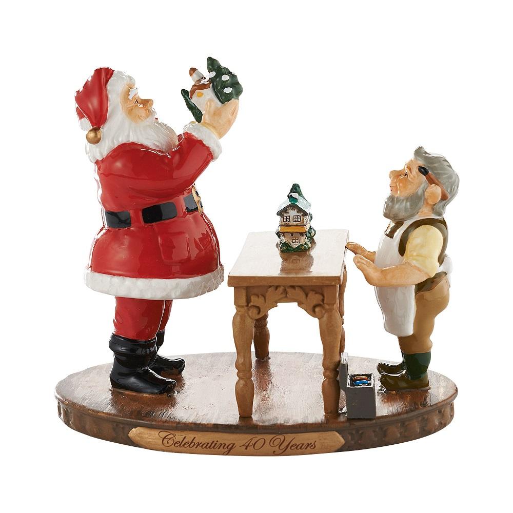 Santa Comes To Town - 2016