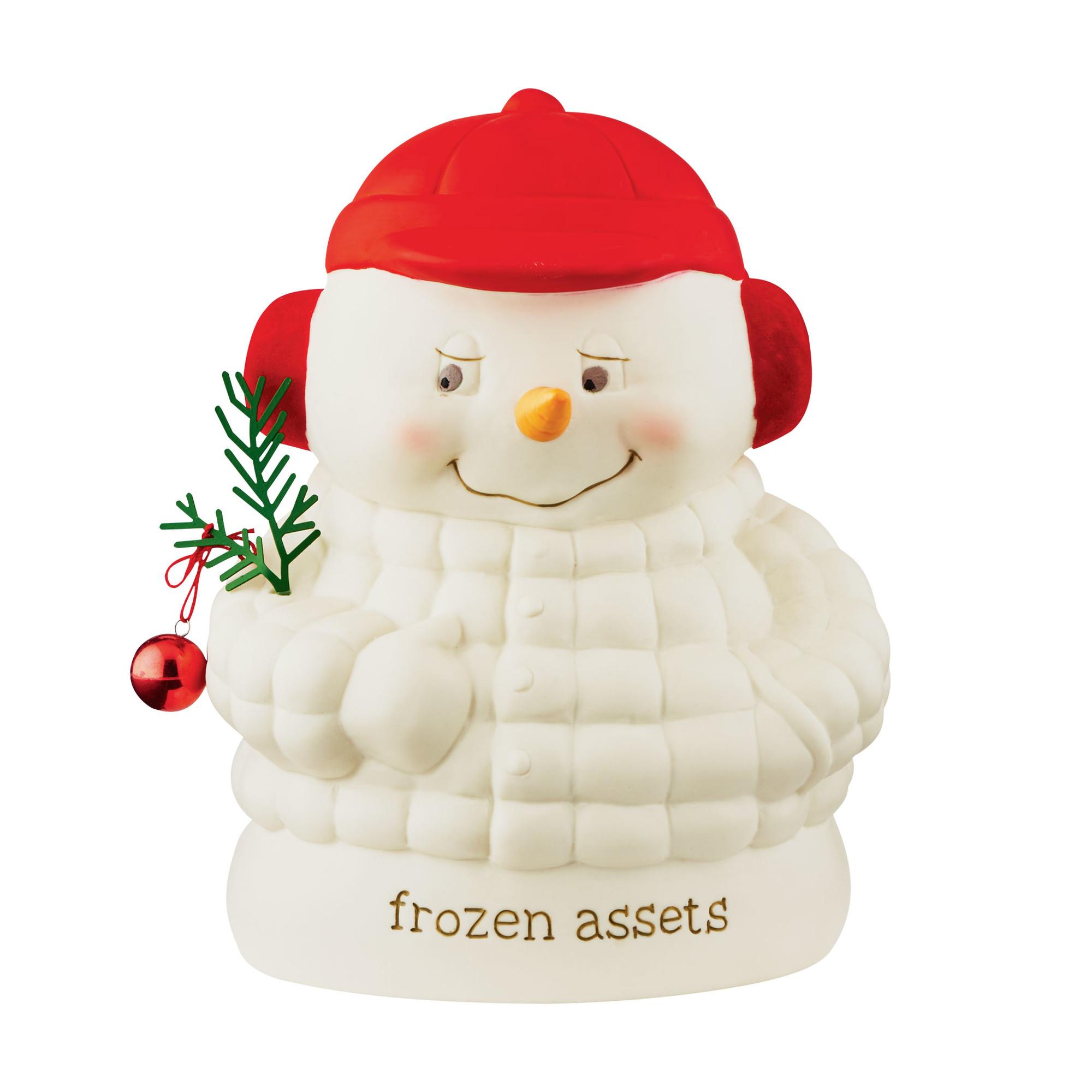 Frozen Assets Bank