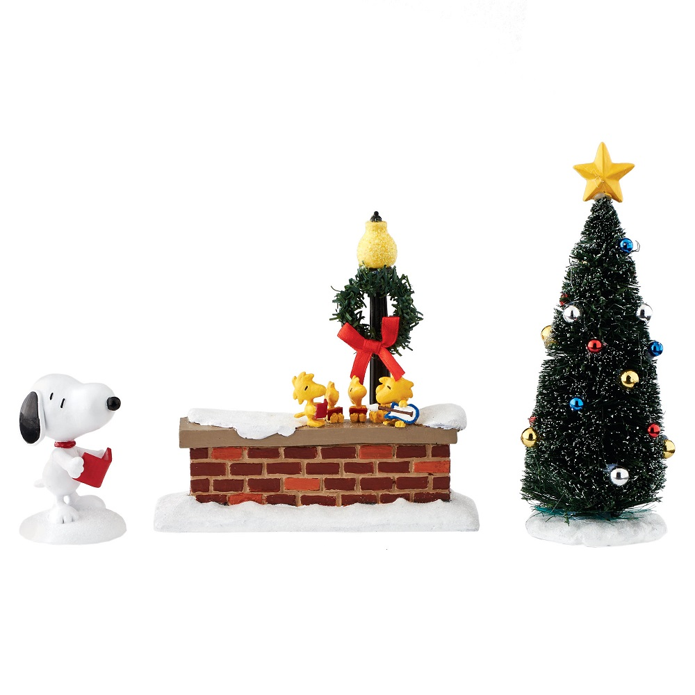 Snoopy And Woodstock Set