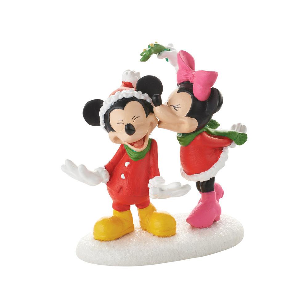 Mickeys Christmas Kiss