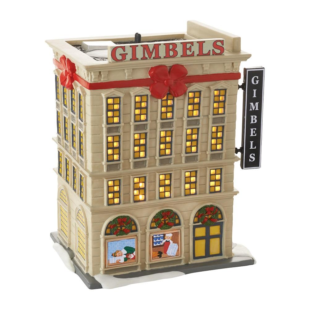 Gimbels Department Store