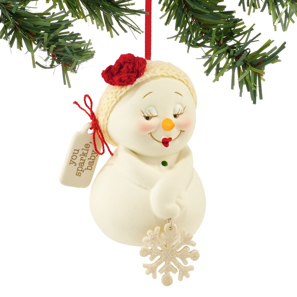 You Sparkle, Baby Ornament