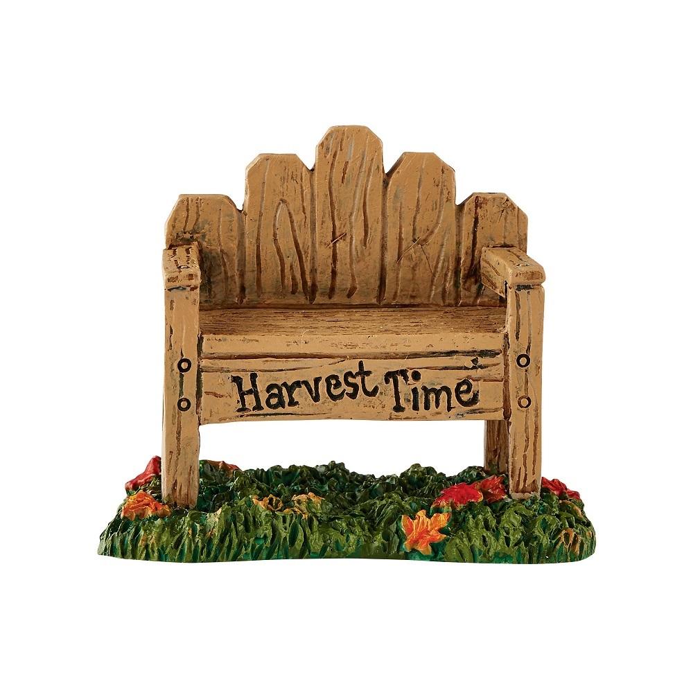 Harvest Fields Bench