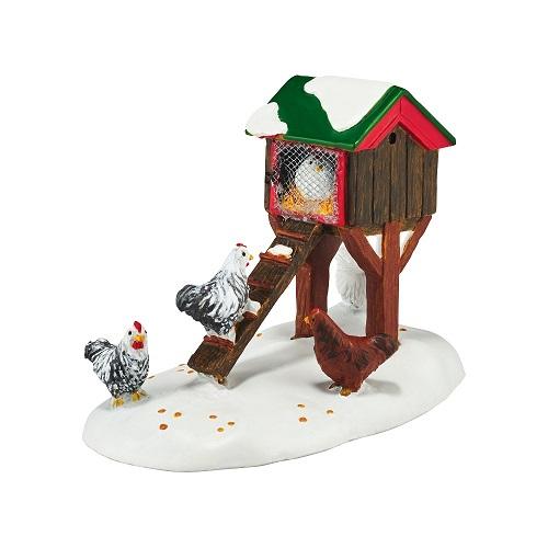 Mistletoe Farm Chicken House