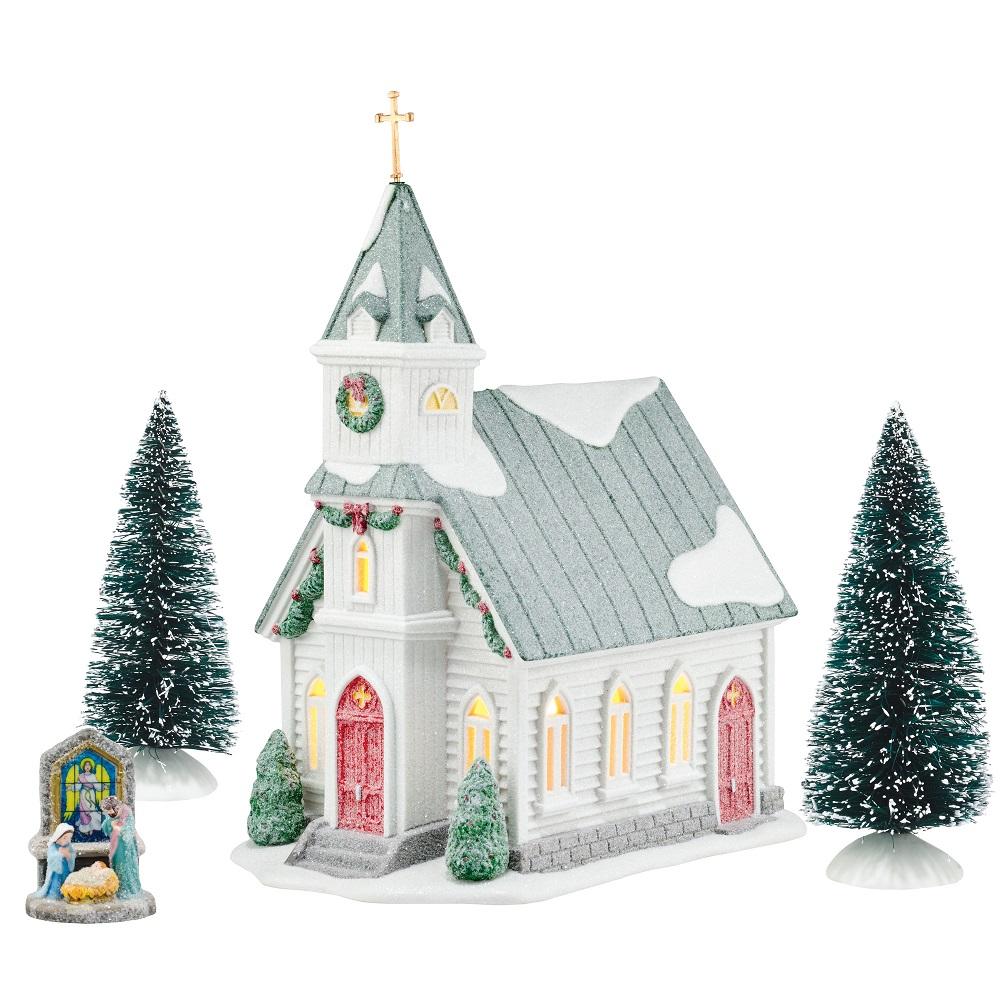 Cedar Isles Church Set