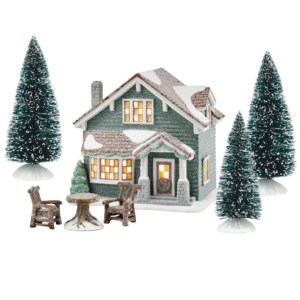 Powderhorns House Set