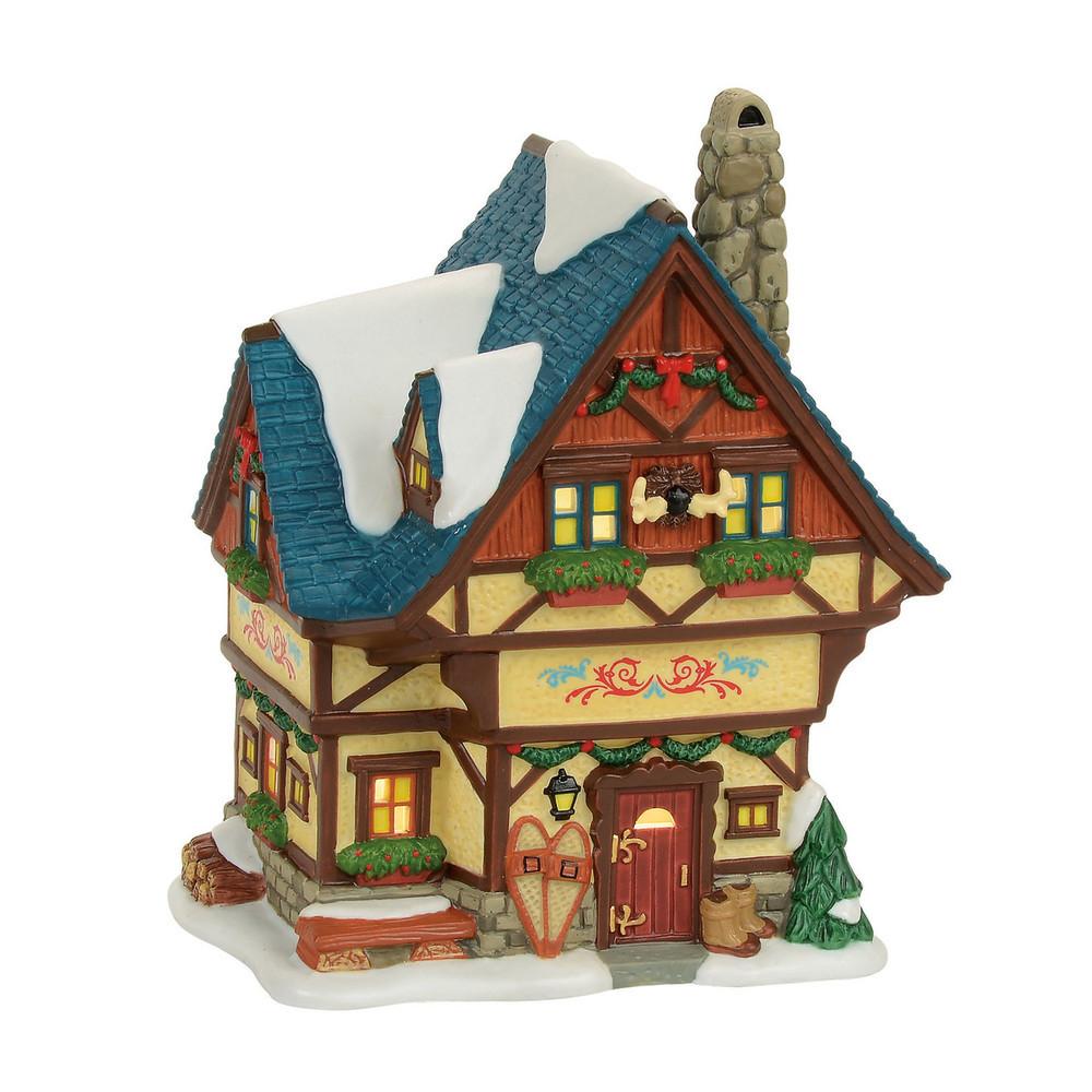 Bavarian Cottage