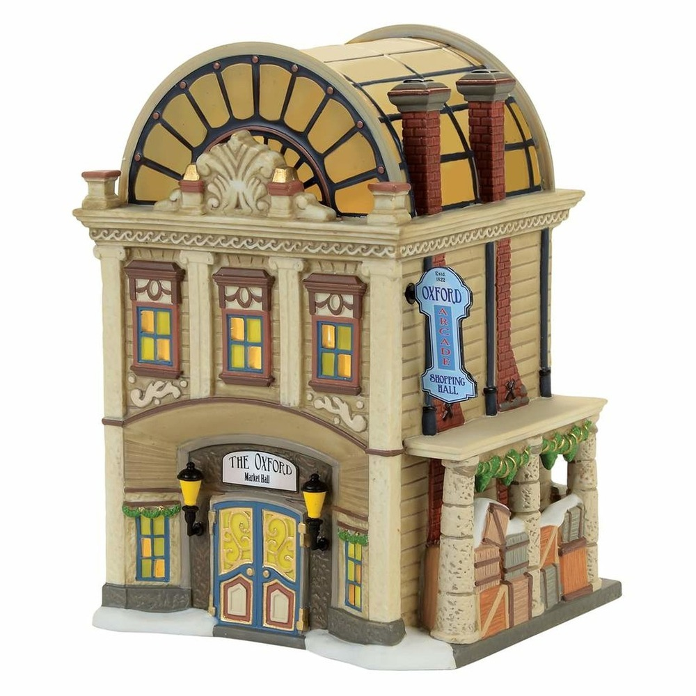 The Oxford Arcade