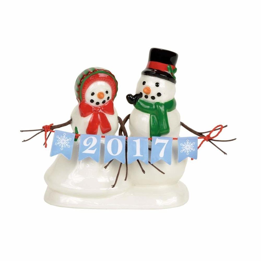 Lucky The Snowman 2017