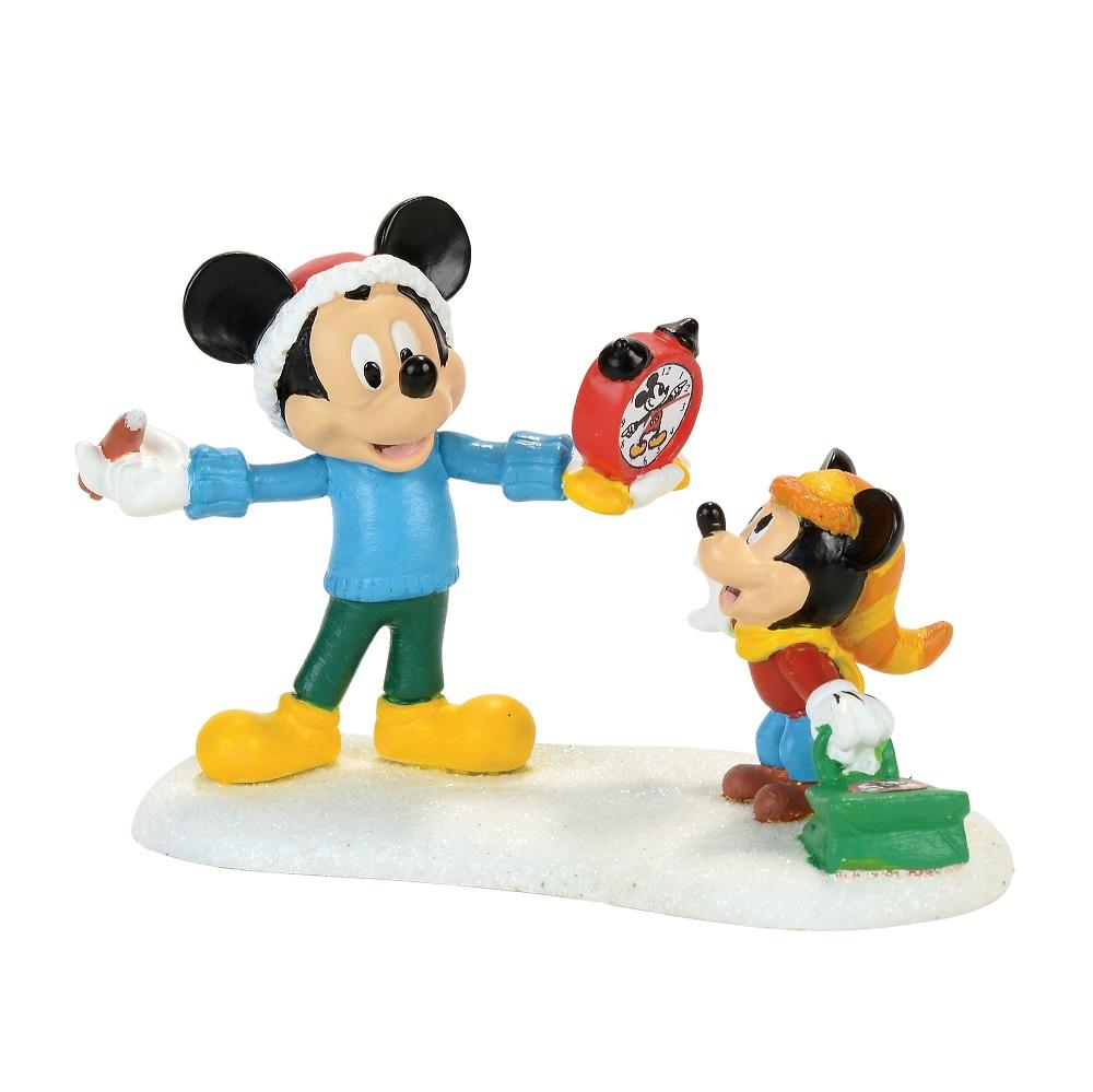 Mickey's Autograph Clock