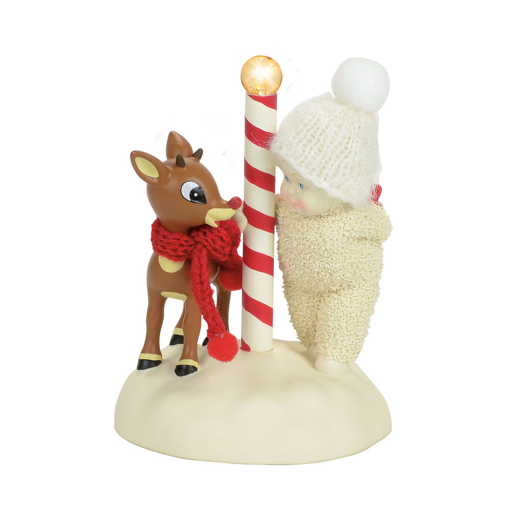 A Surprise For Rudolph