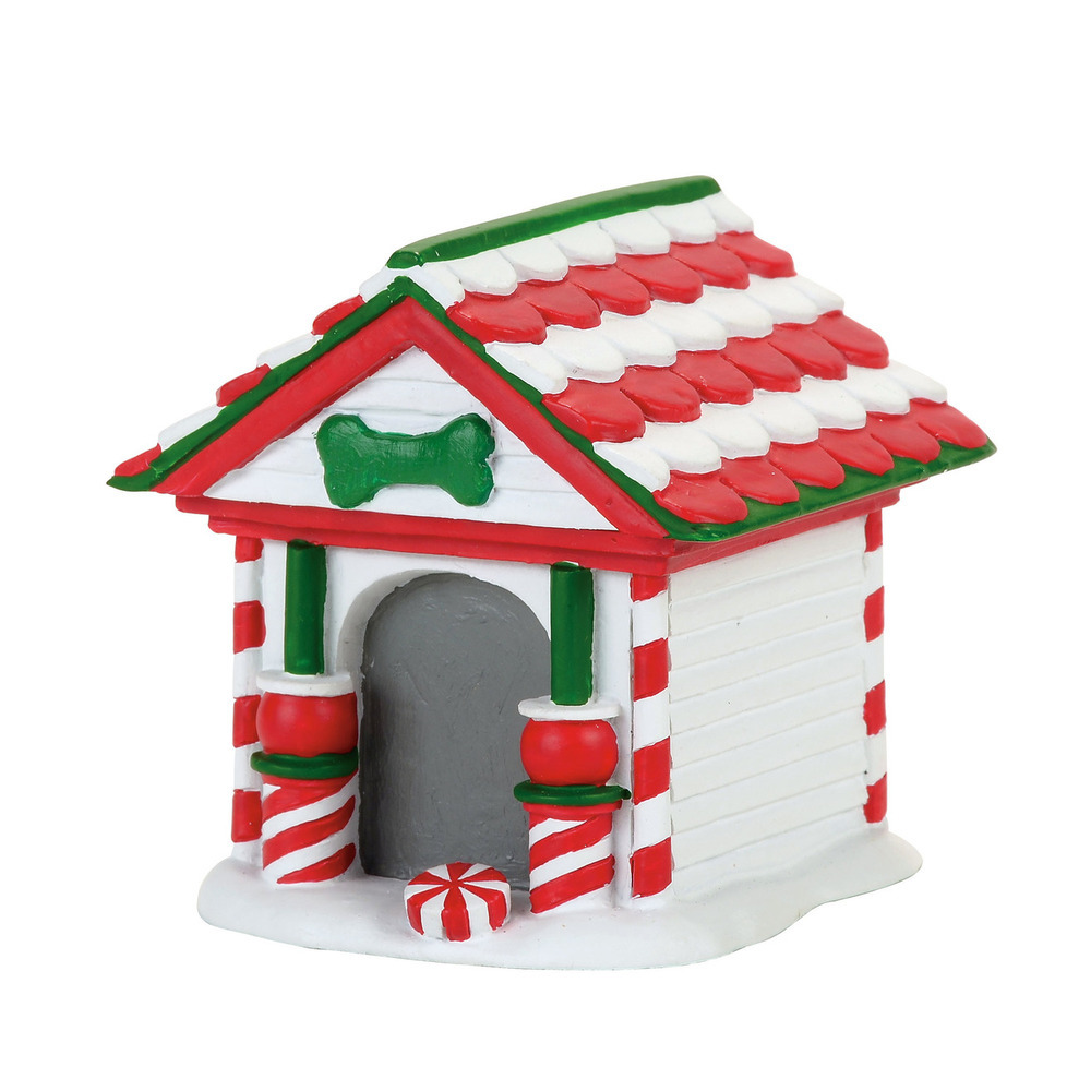 Peppermint Dog House