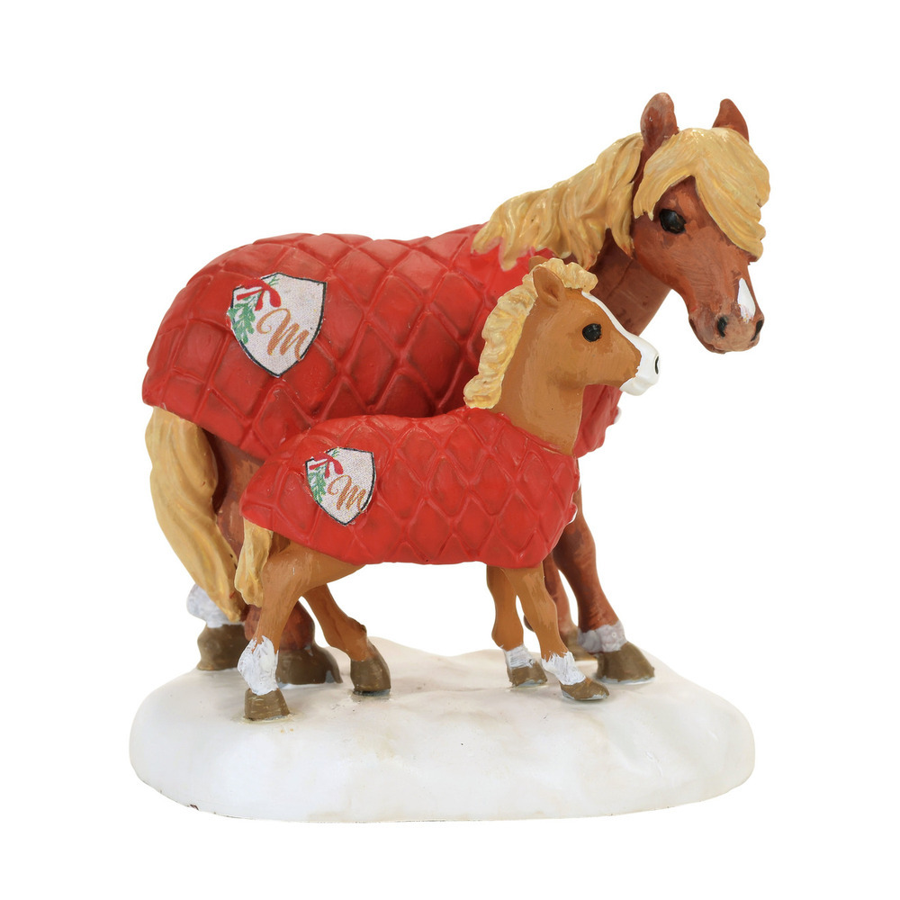 Mistletoe Farm Ponies