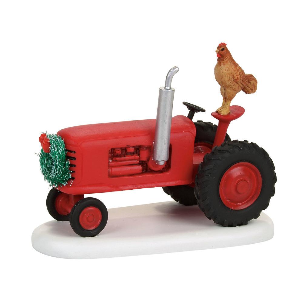 Mistletoe Farm Tractor