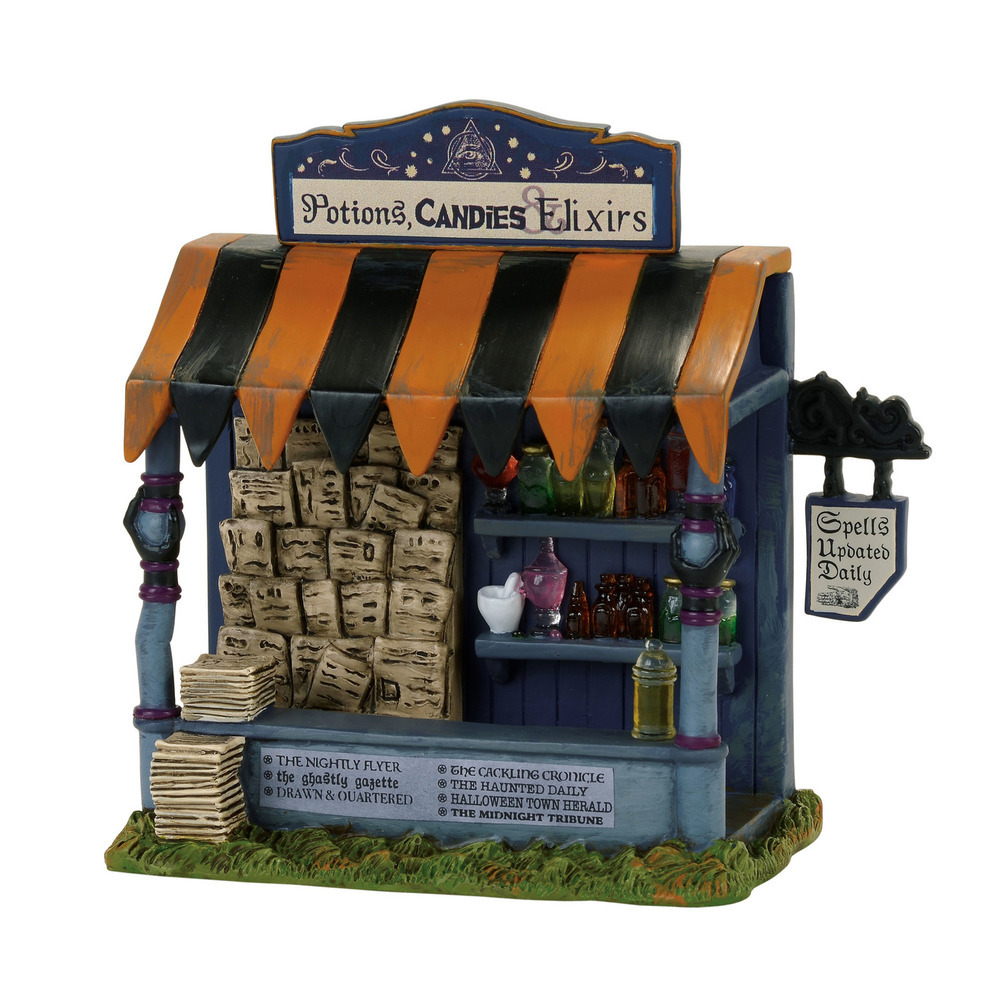 Spells And Potions Kiosk