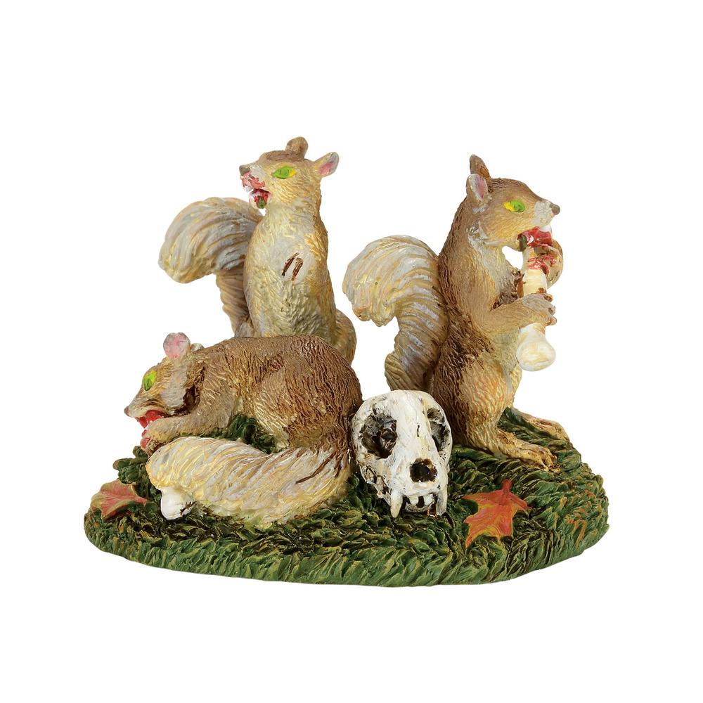 Creepy Creatures Scary Squirrels