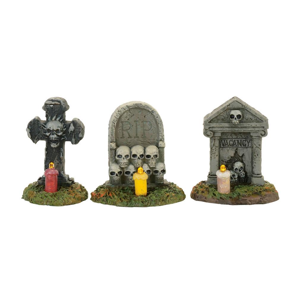 Spooky Graveyard Vigil