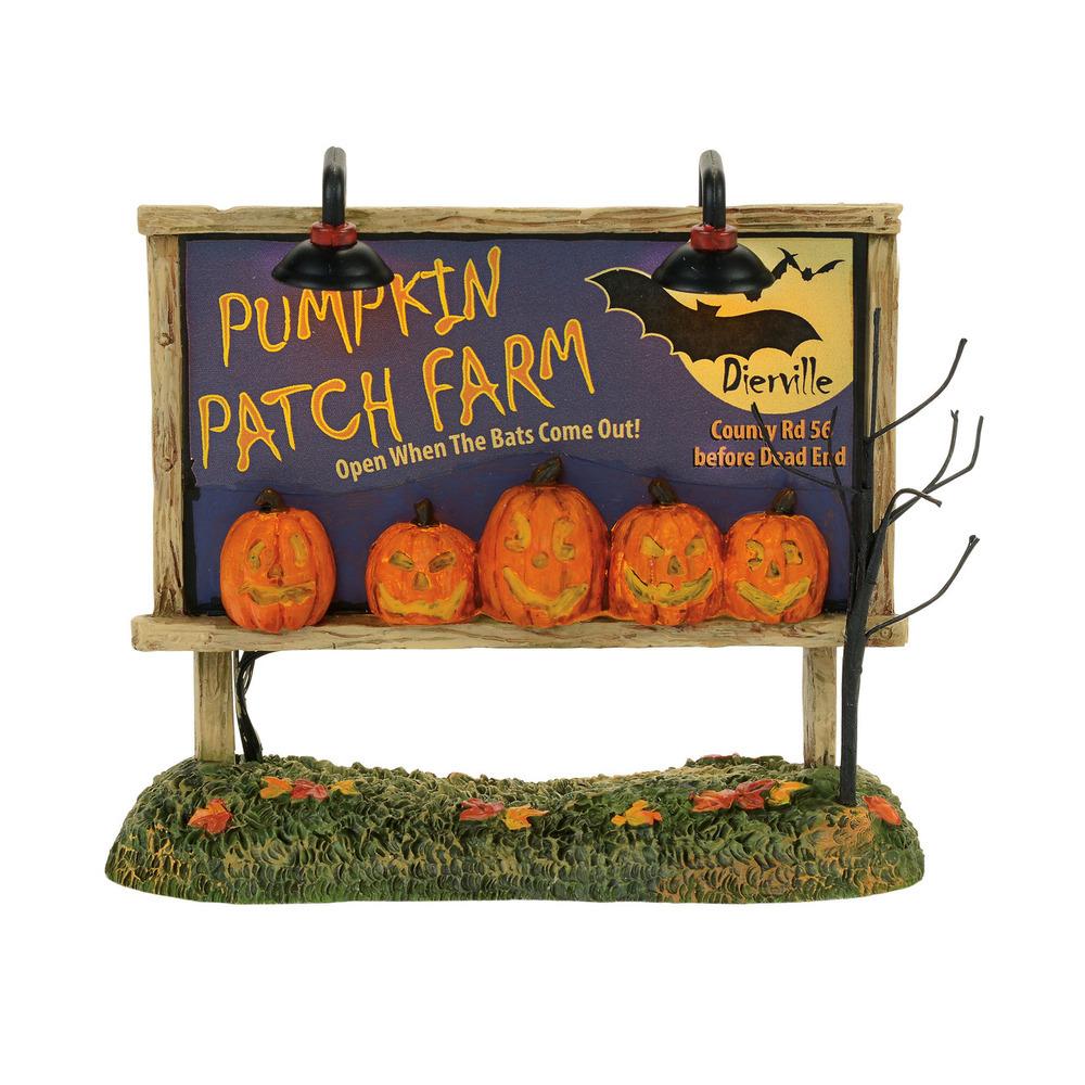 Pumpkin Patch Billboard