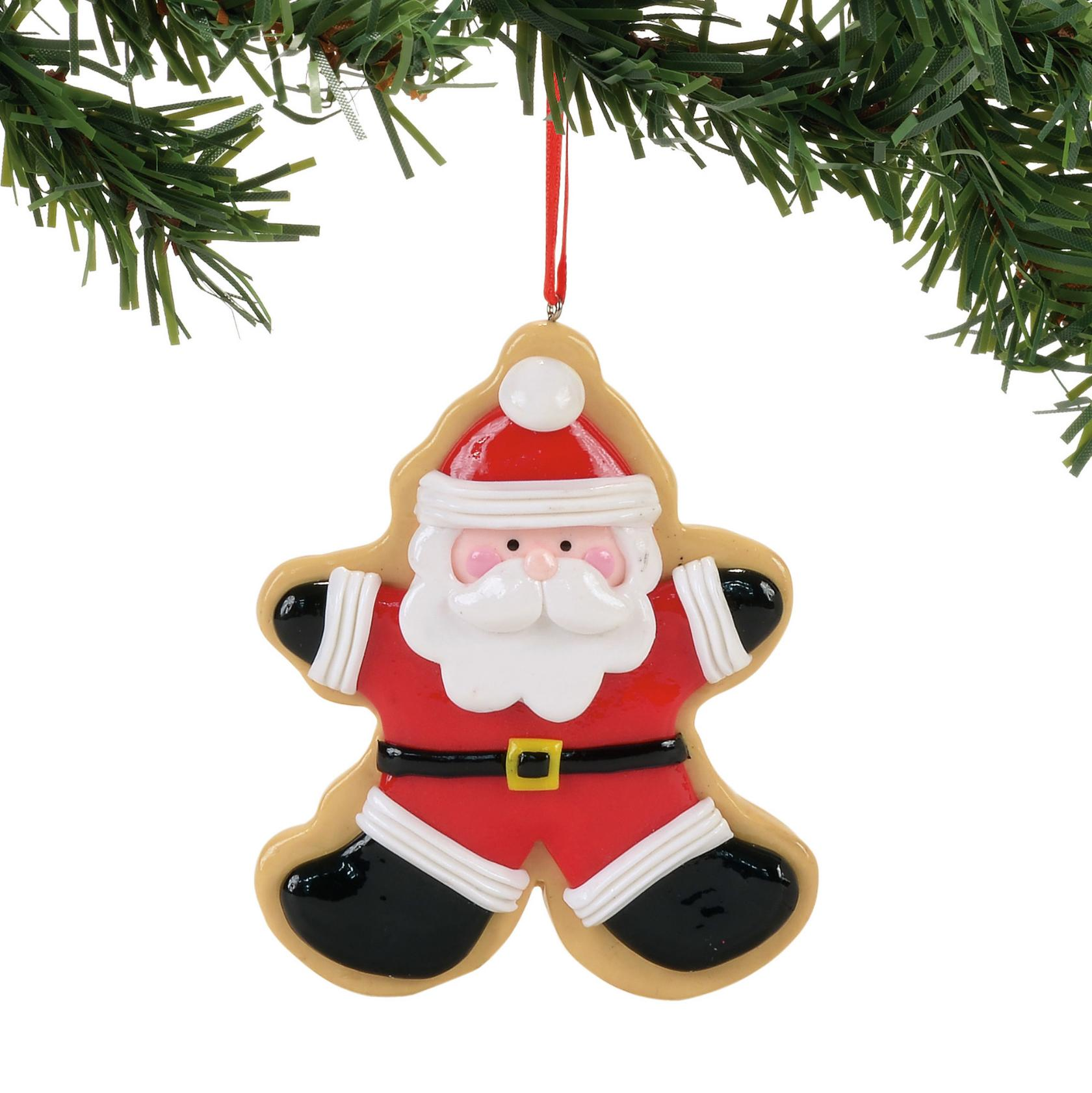 COOKIE CUTTER SANTA