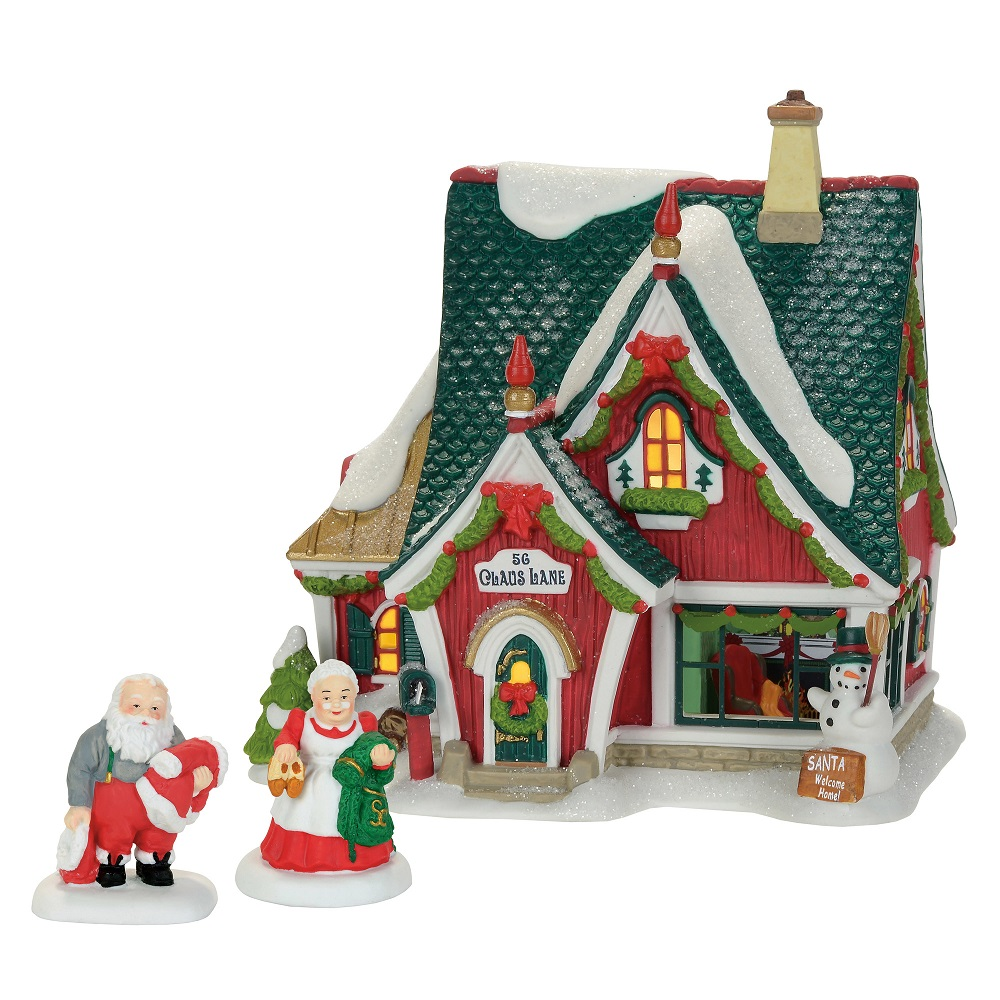 North Pole Home For The Holidays