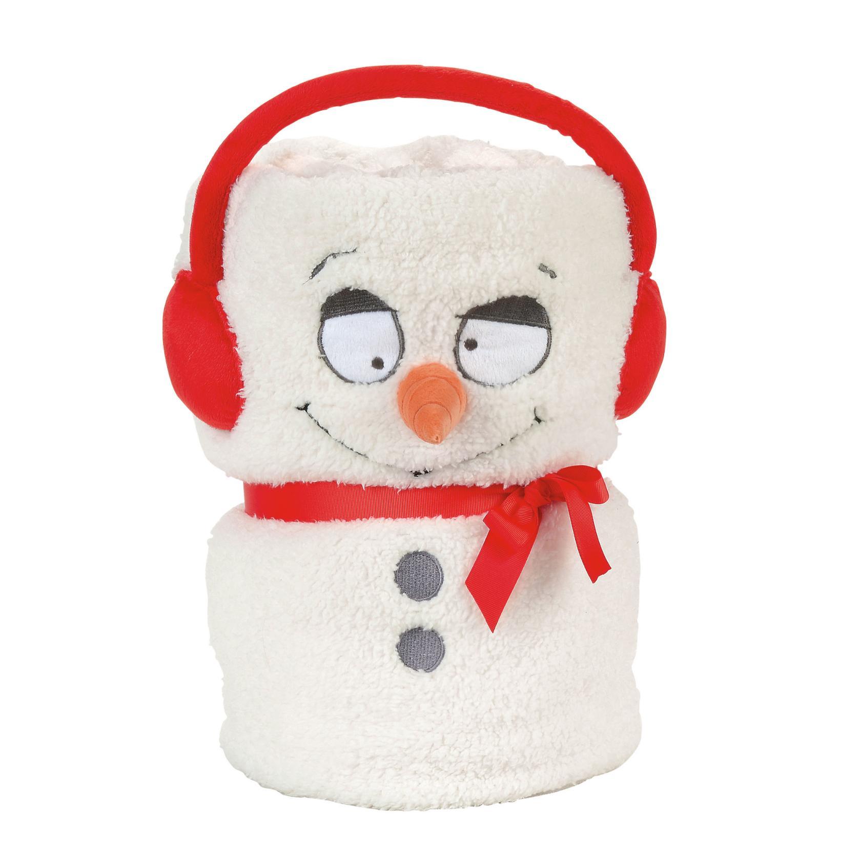 Snowman Snowthow