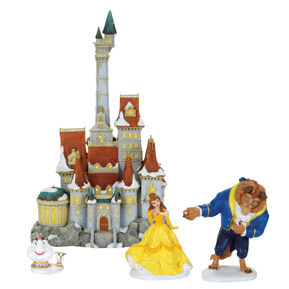 Beauty & The Beast Holiday Gift Set
