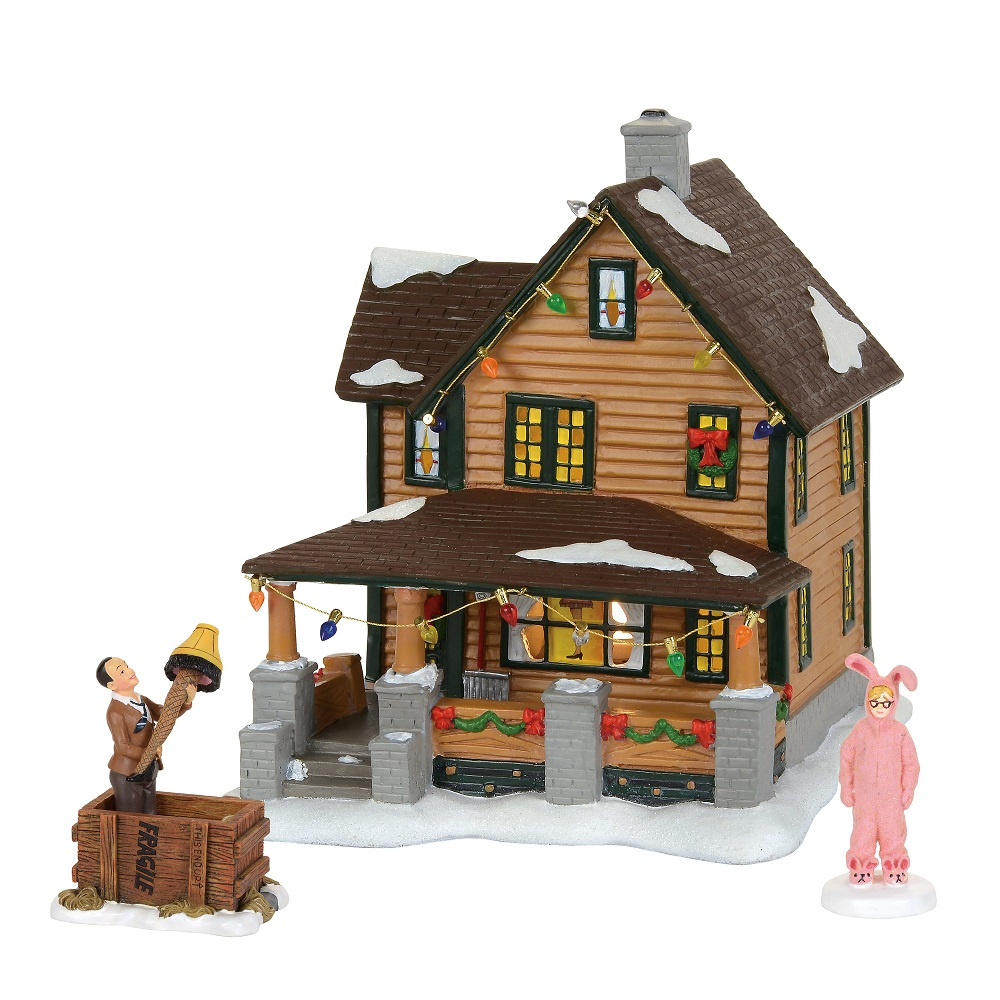 Ralphie's House Holiday Set